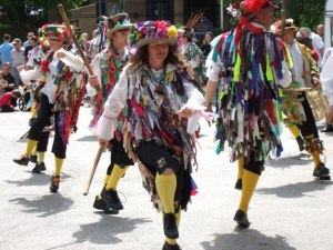 Morris_dancers_during_well_dressing,_Etwall_-_geograph.org.uk_-_505411